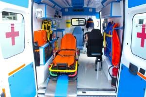 ambulance intérieur