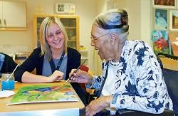 placer une personne en maison de retraite